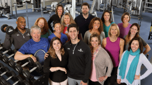 Vermont Sport and Fitness Health Club Team