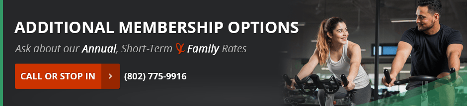 Gym Memberships options for Couples and Families