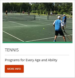Tennis @ VS&F