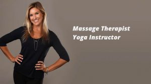 Massage Therapist Kelli Clifford