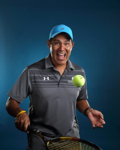 Paco Tennis Pro at Vermont Sport & Fitness