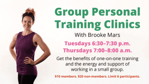 Group Personal Training, Fitness