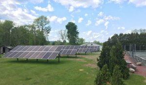 Solar at Vermont Sport and Fitness