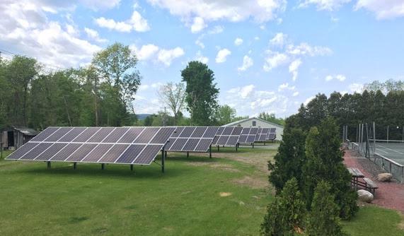 Vermont Sport went Solar