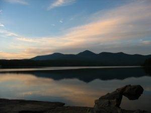 Lake and Mountain Backround VS&F