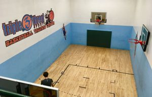 Basketball Training Court at VS&F