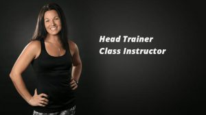 Personal Trainer Chrissy Condon