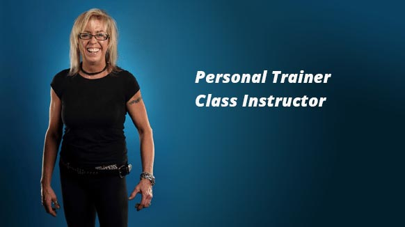 Personal Trainer Jen Smith