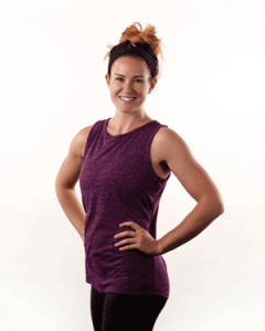 Trainer Brooke Mars at Vermont Sport and Fitness