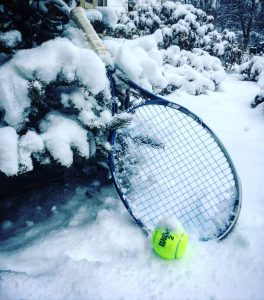 Winter Tennis at Vermont Sport and Fitness