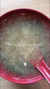 Weight Loss Keys
