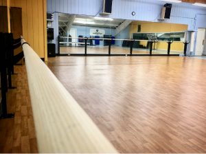 Barre Class at Vermont Sport & Fitness