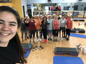 Strength Training 101 Group Photo